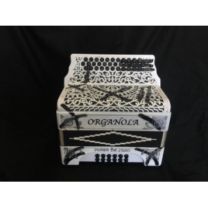 ORGANOLA SUPER DE LUXO BRANCO DESIGN