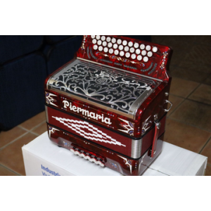 PIERMARIA VERMELHA/CROMADA