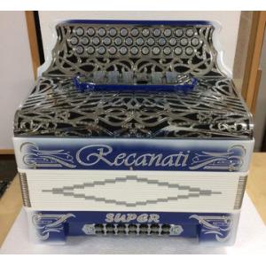 RECANATI R AZUL/BRANCO C/REGISTOS 14BX