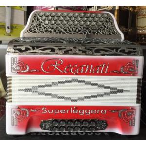 RECANATI SUPERLEGGERA VERMELHO/BRANCO 12BX