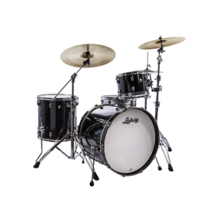 LUDWIG L26223TX NEUSONIC BLACK CORTEX