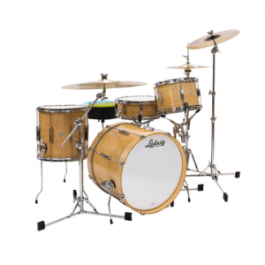 LUDWIG L6103LX CLUB DATE DOWNBEAT NATURAL SATIN