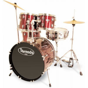MAPEX TORNADO TNM5054TCU WINE RED