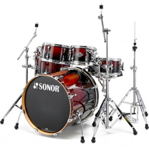 SONOR ESSENTIAL FORCE STAGE 3 SET BROWN FADE