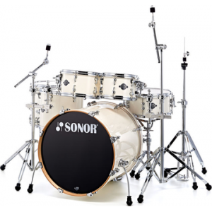 SONOR ESSENTIAL FORCE STAGE 3 SET CREAM WHITE