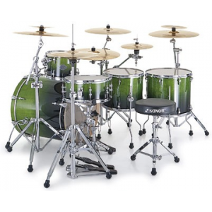 SONOR ESSENTIAL FORCE STAGE 3 SET GREEN FADE