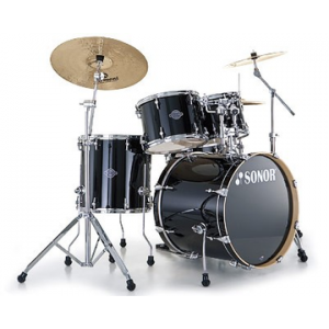 SONOR ESSENTIAL FORCE STAGE 3 SET PIANO BLACK