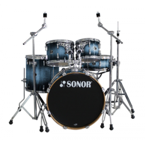 SONOR SELECT FORCE STAGE 3 BLUE GALAXY SPARKLE