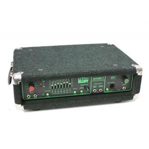 Amplificador Trace Elliot AH300 - 7