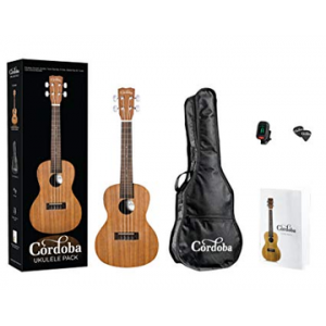 CÓRDOBA UP100 UKULELE CONCERTO PACK