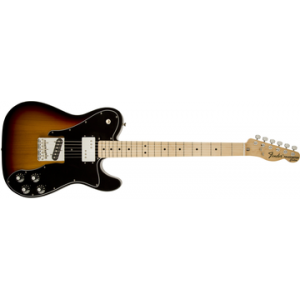 FENDER CLASSIC SERIES 72 TELE CUSTOM MN 3 SUNBURST