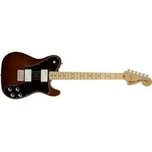 FENDER CLASSIC SERIES 72 TELE DELUXE MN WALNUT