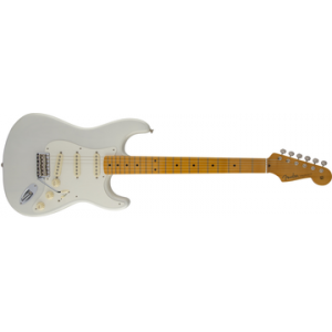 FENDER ERIC JOHNSON STRAT MN WHITE BLONDE