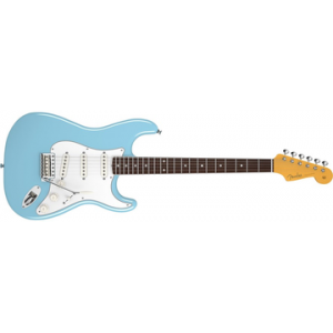 FENDER ERIC JOHNSON STRAT RW TROPICAL TURQUOISE