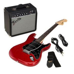 FENDER SQUIER AFFINITY STRAT PACK HSS CAR