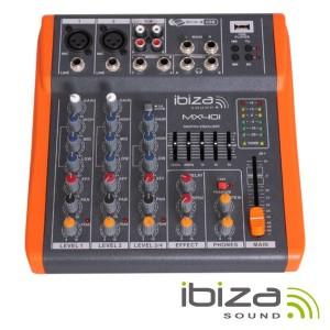 Ibiza Mesa de Mistura MX401