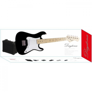 DAYTONA JUNIOR BLACK STRAT PACK
