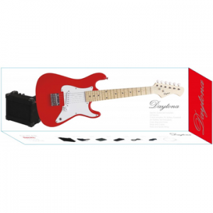 DAYTONA JUNIOR RED STRAT PACK
