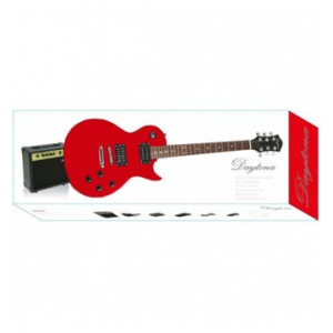 DAYTONA RED LES PAUL PACK