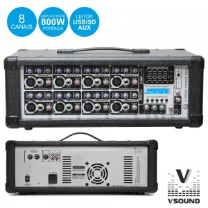 Vsound Extreme Power 120A